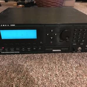 Kurzweil K2000R Rackmount Digital Workstation Sound Module