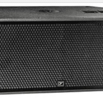 "Yorkville PSA2SF 2x15"" 4800W Powered Sub, w/ Flying H/W. New!"