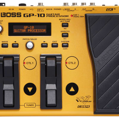 BOSS GP-10S - Multi-Effektprozessor for sale