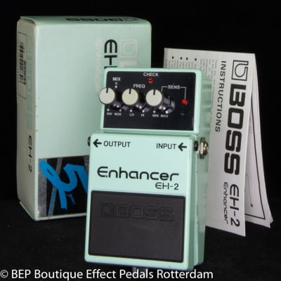 Boss EH-2 Enhancer 1990 s/n ZB65647