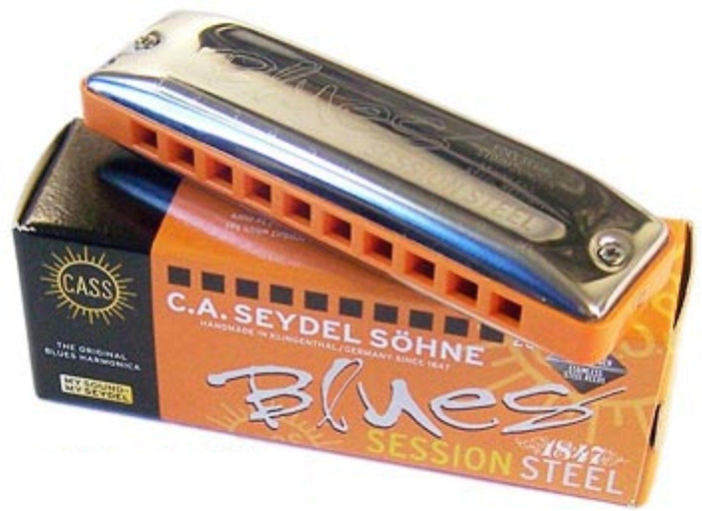 Seydel Session Steel Harmonica Low-C