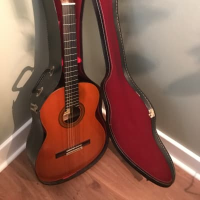Garcia Classical Nylon String Acoustic Guitar 1974 for sale
