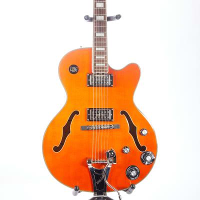 Epiphone Emperor Swingster Orange for sale