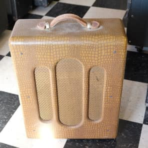 Bronson Melody King 1950s Croc for sale