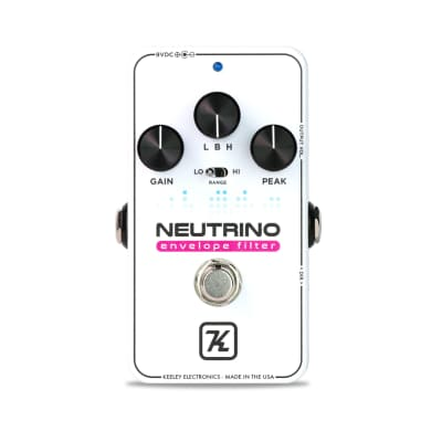 Keeley Electronics Neutrino V2 Envelope Filter Filter and Auto Wah Pedal