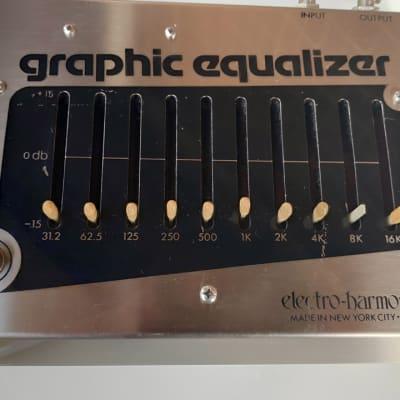 Electro-Harmonix Graphic Equalizer '70 vintage