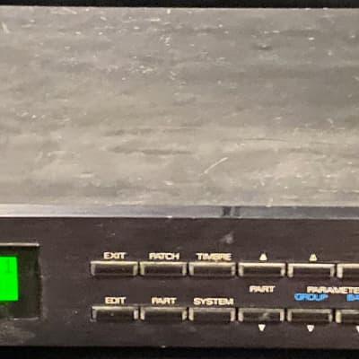 Roland D-110 Multi Timbral Sound Module - 1988