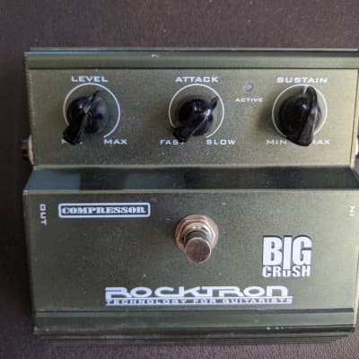 Rocktron Big Crush Compressor for sale