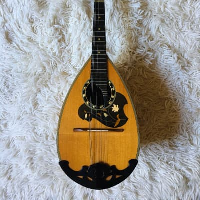 Crestwood 808 Mandolin 1970's-'80's Natural for sale