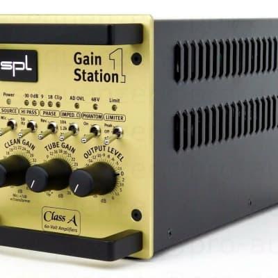 SPL Gainstation 1 AD Preamp + Digital Option + Bag + Neuwertig + 1.5J Garantie