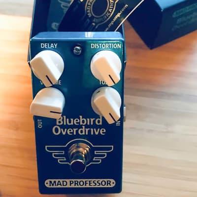 Mad Professor Bluebird Overdrive Delay for sale