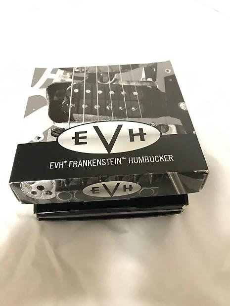 5fd491111d0 Sale  ~ EVH Frankenstein Humbucker w  Long Leg Base Plate