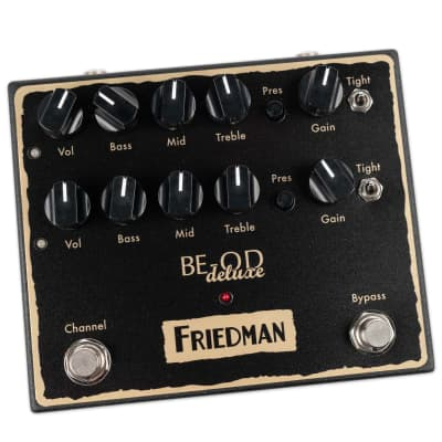 FRIEDMAN BE-OD DELUXE DUAL OVERDRIVE for sale