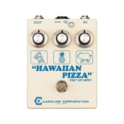Caroline Hawaiian Pizza Fuzz Overdrive for sale
