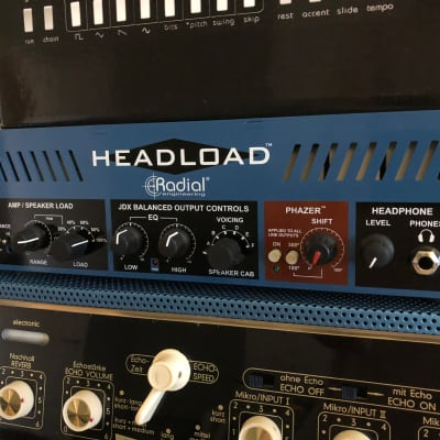 Radial Headload (Boxed / Full Extended Warranty)