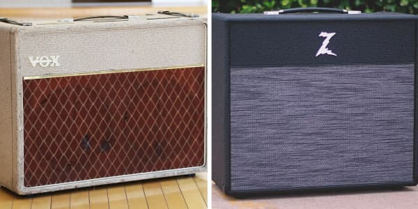 Vox AC15 vs  Fender Deluxe Reverb: The Differences That