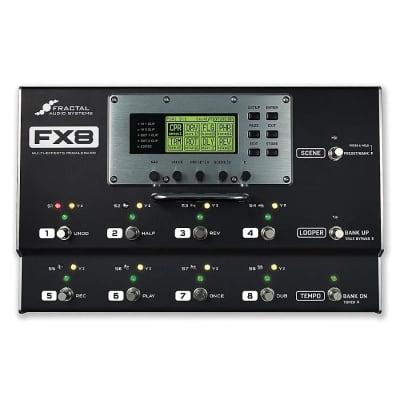 Fractal Audio FX8 Multi-Effects Pedalboard