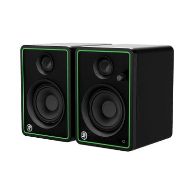 "Mackie CR4-X 4"" Active Studio Monitors (Pair)"