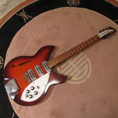 1964 Rickenbacker  Rose Morris 345K for sale