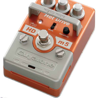 Guyatone HDm5 Hot Drive Japan Made Pedal NEW NOS for sale