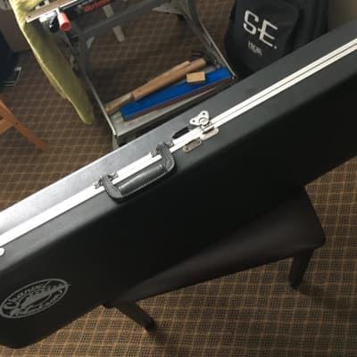 Charvel Jackson Fender Black Molded Guitar Case