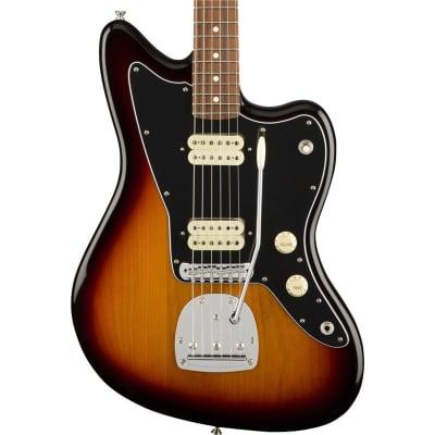 Fender Player Jazzmaster 3 Tone Sunburst Pau Ferro for sale