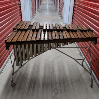 Deagan Marimba No 350 1900's Rosewood Bars