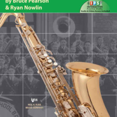 Tradition of Excellence for Concert Band Book 3, Eb Alto Saxophone