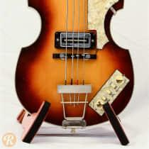 Hofner 500/1 Violin Bass 1970 Sunburst image