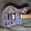 Dood Craft Guitars - The Jen - Paisley Tapestry