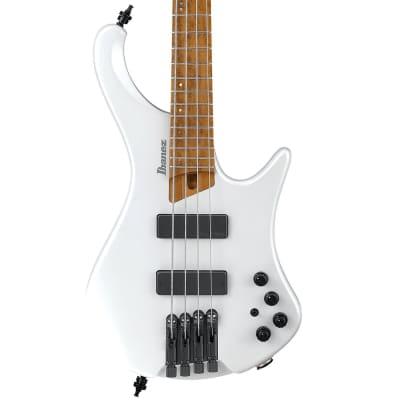 Ibanez EHB1000-PWM Ergonomic Headless Bass Pearl White Matte 2020