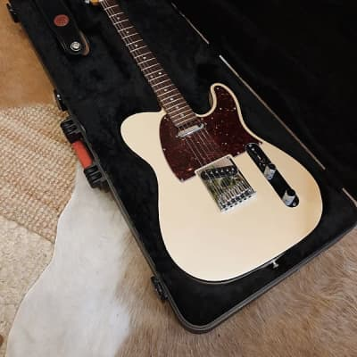 Fender Fender American Deluxe Telecaster 2013 2013 White for sale