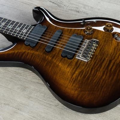 2018 PRS Paul Reed Smith 509 Guitar, Black Gold Burst Wrap, Pattern Regular Neck