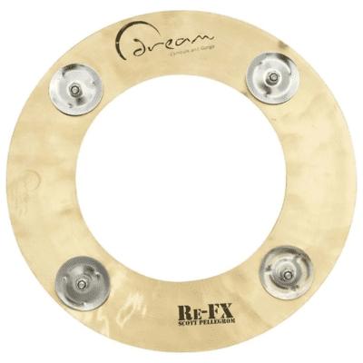 "Dream Cymbals 14"" FX Series Scott Pellegrom Crop Circle Cymbal with Jingles"