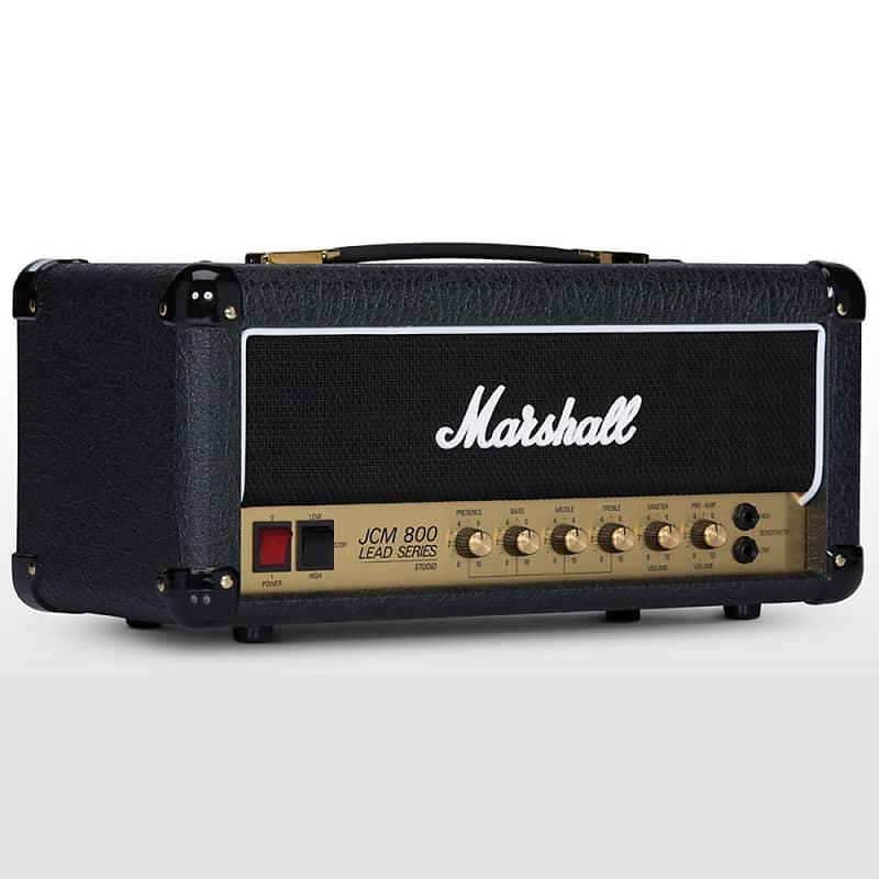 marshall amps sc20h studio classic 20w guitar amp head reverb. Black Bedroom Furniture Sets. Home Design Ideas