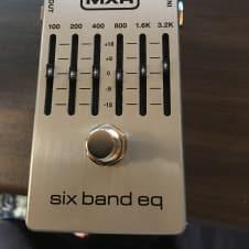 MXR MXR 6 band EQ