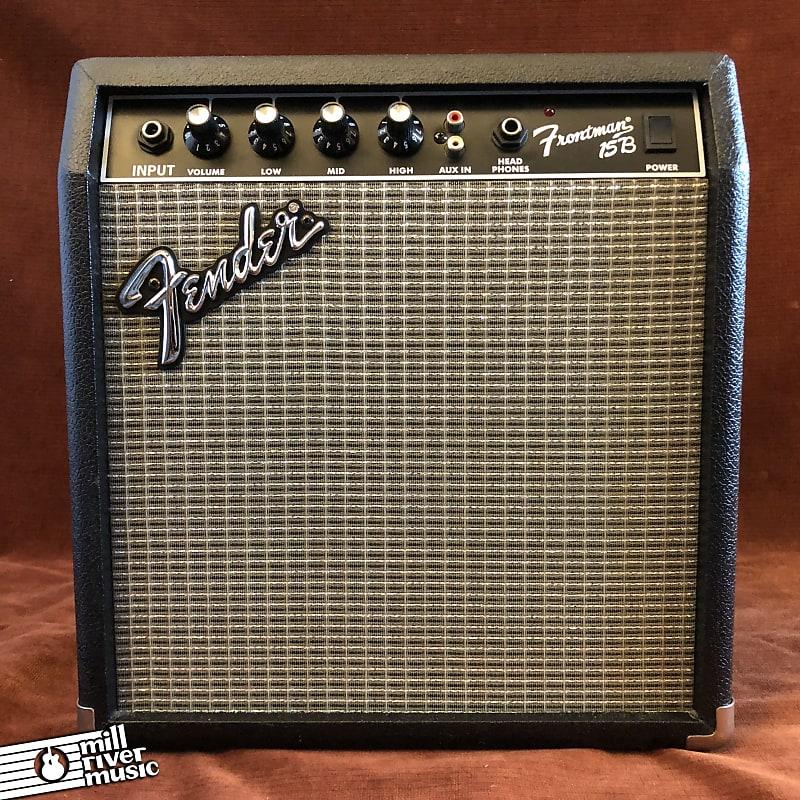 Fender Frontman 15B 15W 1x8