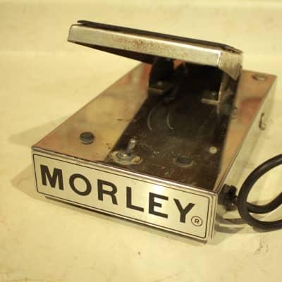 1970's Tel Ray / Morley Power Wah PWO Bass / Guitar Pedal