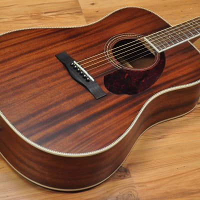 Acoustic Electric Guitars Honest Fender® Paramount Pm-te Travel Standard Acoustic Electric Guitar With Case Demo