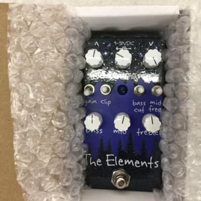 Dr. Scientist The Elements Distortion Pedal