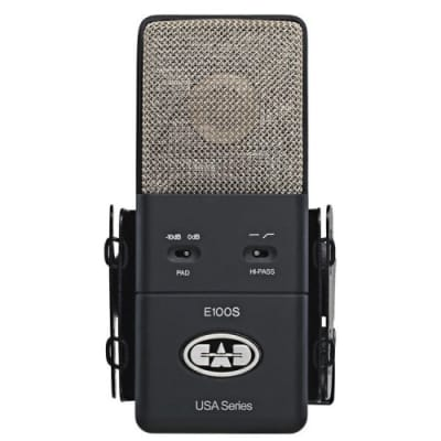 CAD E100S Supercardioid Condenser Microphone