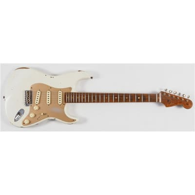 Fender Custom Shop LTD '58 Special Stratocaster Relic, India Ivory for sale