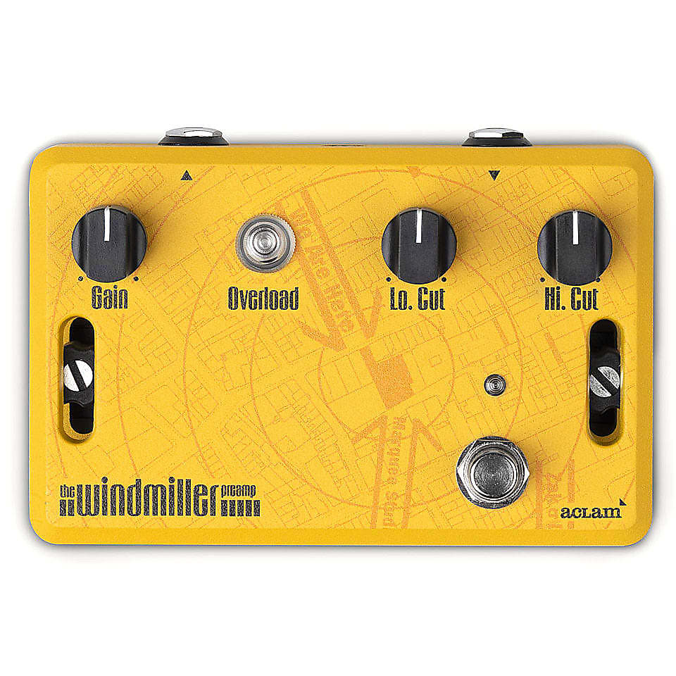 The Windmiller Preamp
