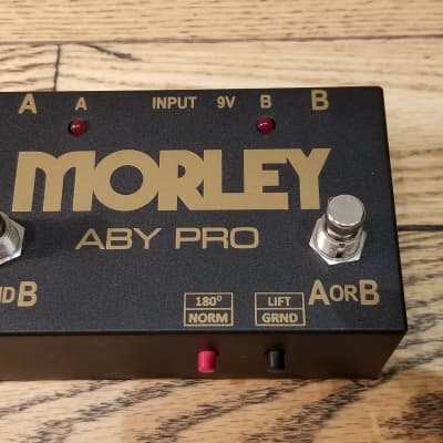 Morley  ABY Pro Pre-Owned