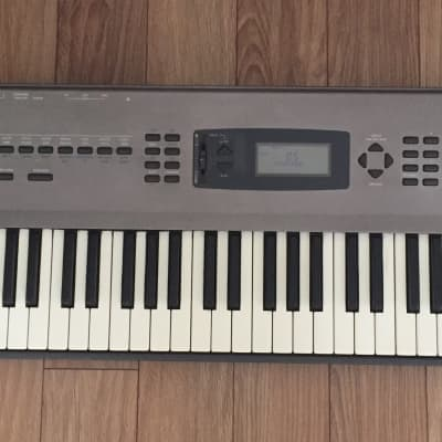 Korg N364 90s 61-Key Music Workstation Synthesizer