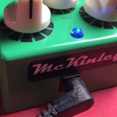 "Ibanez TS9 Tube Screamer ""SRV Special"" with Blue LED ** RARE **"