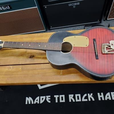 Kingston  Parlor   Sunburst guitar bargain priced for sale