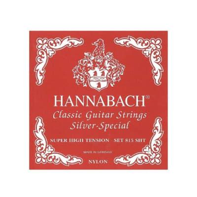 HANNABACH 815SHT Corde Chitarra Classica for sale