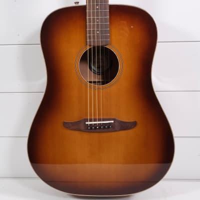 Fender Redondo Classic Acoustic-Electric Guitar - Aged Cognac Burst for sale