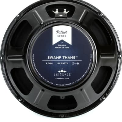 """Eminence Patriot Swamp Thang 12"""" 150w 8 Ohm Replacement Speaker"""